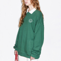SWEAT SHIRTS_GREEN_WTG