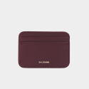 살랑(SALRANG) Dijon 101R mini Card Wallet burgundy