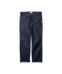 에스피오나지() Tate Denim Work Pants Indigo