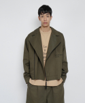 monk DB cotton rider(olive)