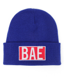 내셔널 퍼블리시티(NATIONAL PUBLICITY) BAE BEANIE_BLUE