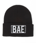 내셔널 퍼블리시티(NATIONAL PUBLICITY) BAE BEANIE_BLACK