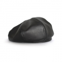 어썸니즈(AWESOME NEEDS) LEATHER BERET_BLACK