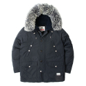 세인트페인(SAINTPAIN) SP EMBRACE DUCKDOWN N3B PARKA-NAVY