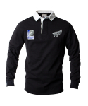 TRADITIONAL RUGBY SHIRTS BLACK