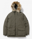WOODSMAN Down Parka Olive