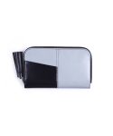 리블랭크(REBLANK) TWO TONE TASSEL WALLET