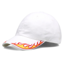 네스티팜(NASTY PALM) [NYPM] NASTY FLAME CAP (WHT-RED)