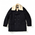 비슬로우(BESLOW) 16FW PEA COAT BLACK