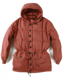 아웃스탠딩(OUTSTANDING) 50S KARAKORAM DOWN PARKA [BRICK RED]