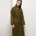 룩캐스트(LOOKAST) KHAKI ROBE COAT
