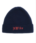 오픈오드(OPN ODD) HAVEN WOOL BEANIE (NAVY)