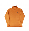 런디에스(RUNDS) RUNDS basic turtleneck (yellow orange_양기모)