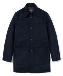 유니폼브릿지() heavy wool single coat navy