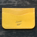 데몬하이드(DEMON HIDE) STANDARD CARD CASE (YELLOW)