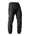심플(SIMPLE) ORIGINAL LINLESS SWEAT PANTS BLACK