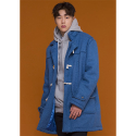 아워히스토리() Duffle Long Coat_Blue