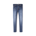 에센시(ESSENSI) [ESSENSI] ROLL-UP MEDIUM SKINNY JEANS (ES1GFFPA51C)