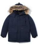 유니폼브릿지() 16aw heavy down parka navy