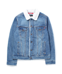 Denim Sherpa Jacket L.Blue