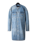 피스워커() Denim Shield - Light Blue / Semiover