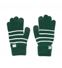브라운브레스(BROWNBREATH) STRIPE GLOVES - GREEN