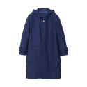 에센시() [ESSENSI] OVERSIZED HOODED COAT (ES1GWUC870E)