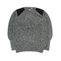U.S.A MERCHANDISING ANYTHING HUNTING CREW [3] (GREY)