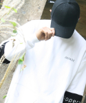 어메이드(AMADE) Compound Over Fit Box Tee White