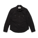 셀렉온(CELECON) [CELECON] POCKET SHIRT BLACK