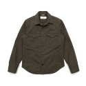 셀렉온(CELECON) [CELECON] POCKET SHIRT KHAKI