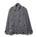 PUBLISH KENNEDY PEACOAT [2] (GREY)