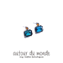 오뜨르 뒤 몽드(AUTOUR DU MONDE) SHINING JEWEL EARRING