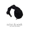 오뜨르 뒤 몽드(AUTOUR DU MONDE) ROUND RIBBON WIRE HAIRBAND