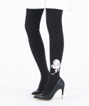 유니팝 레그웨어(UNIPOP LEGWEAR) LIKE HER [BLACK]