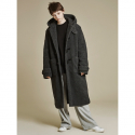 노앙() DUFFLE COAT DARK GRAY