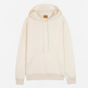 [PROJECT624] STANDARD LOOSE FIT WARM HOODIE (CREAM) / 스탠다드 루즈 기모후드 CHAPTER ONE