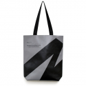 리블랭크(REBLANK) GRAY TARP BAG_N