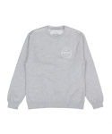 16/17 STANDARD CREWNECK HEATHER GRAY