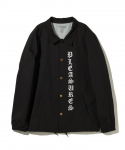 플레져스(PLEASURES) PLEASURES / BDSM COACHES JACKET / BLACK