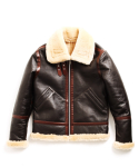 어반스터프() USF SHEARLING MOUTON JACKET BROWN