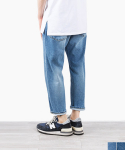 퍼스트플로어() easygoing crop pants(loose-fit_2 colors)