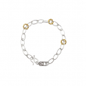베리송크(VARISONC) 3 twist gold chain