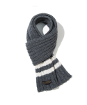 유니폼브릿지(UNIFORM BRIDGE) wool muffler charcoal
