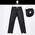# ZB VETEMENTS BLACK DENIM