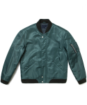세컨무브(SECONDMOVE) OVERSIZED MA-1_S.GREEN
