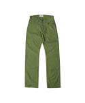 심플(SIMPLE) REGULAR FIT JUNGLE TROUSER KHAKI