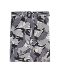 조이리치(JOYRICH) Brushed Camo Skirt