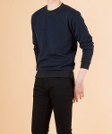 퍼스트플로어(FIRSTFLOOR) EASY KNIT SWEATER (3 colors)