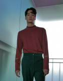 앤오와이비(NOYB) Half Turtleneck Sweatshirt